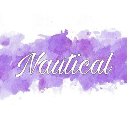 Nautical/Seaside